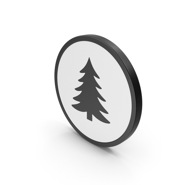 Icon Pine Tree PNG & PSD Images