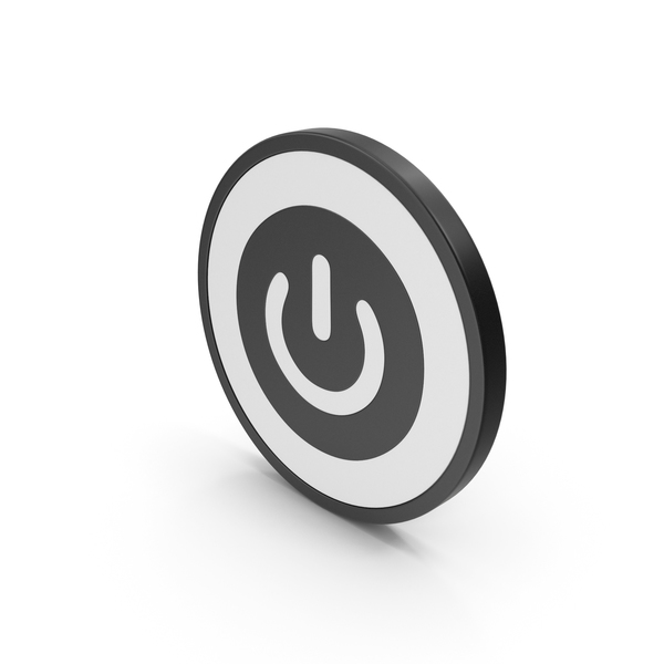 Icon Power Button PNG & PSD Images