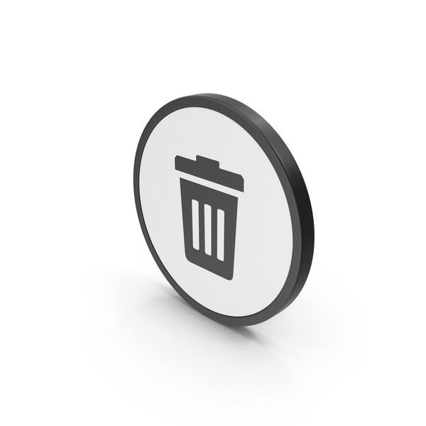 Icon Recycle Bin PNG & PSD Images