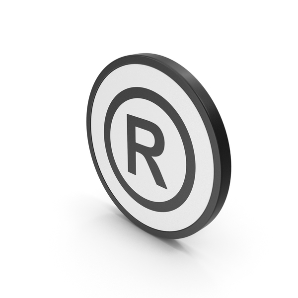 Logo: Icon Registered Trademark PNG & PSD Images