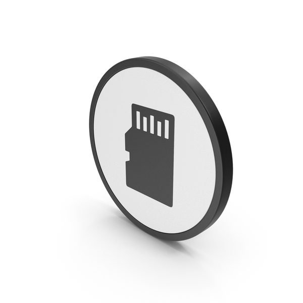 Symbols: Icon SD Card PNG & PSD Images