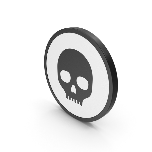 Icon Skull PNG & PSD Images