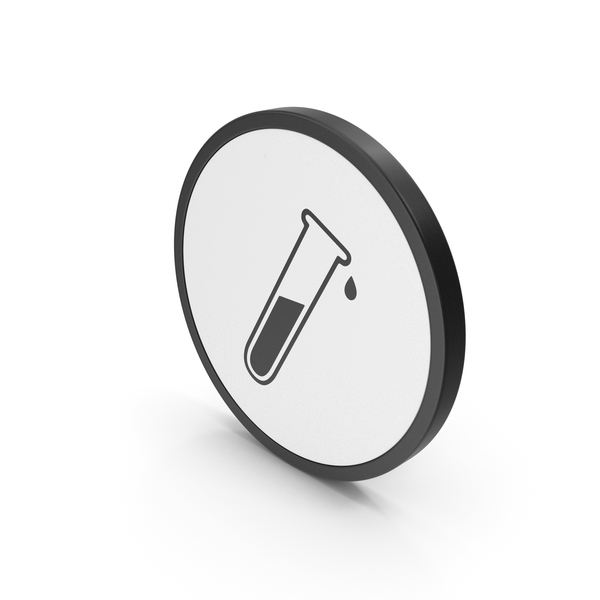 Icon Test Tube PNG & PSD Images