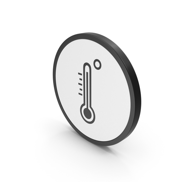 Computer: Icon Thermometer PNG & PSD Images