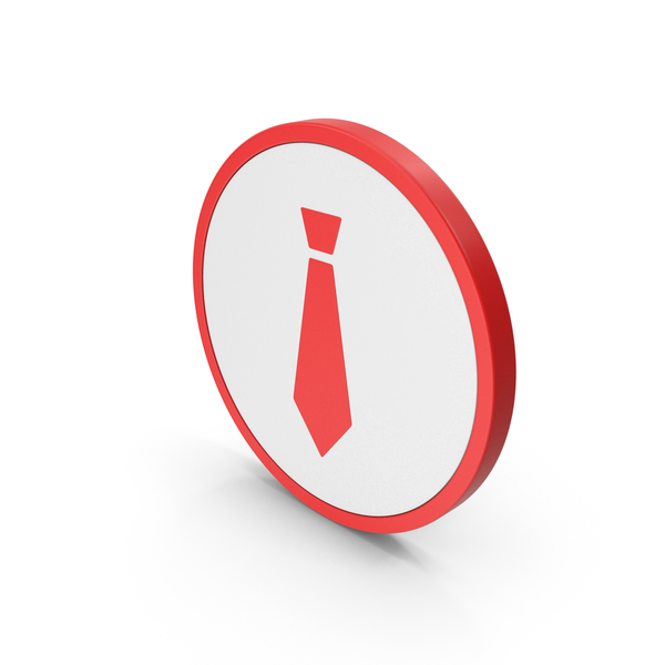 Icon Tie Red PNG & PSD Images