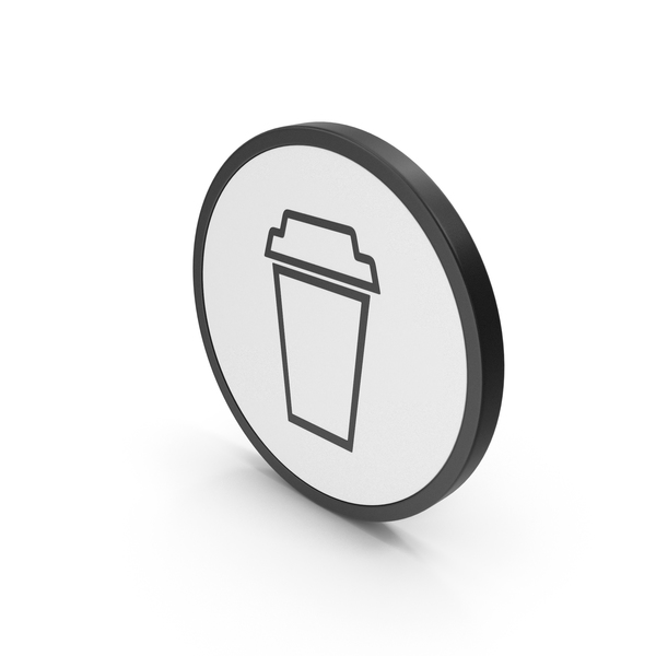 Logo: Icon To Go Coffee Cup PNG & PSD Images