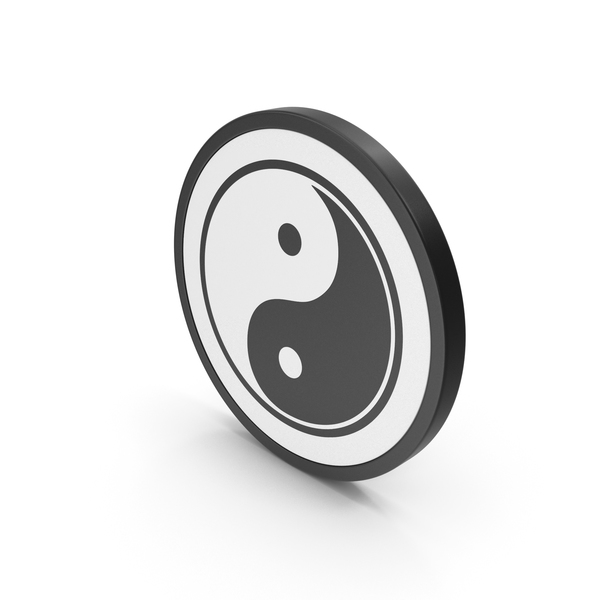 Icon Yin Yang PNG & PSD Images
