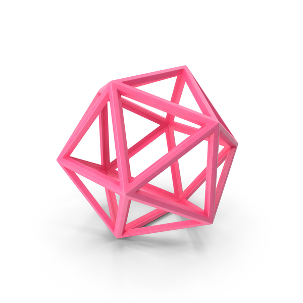 Icosahedron PNG & PSD Images