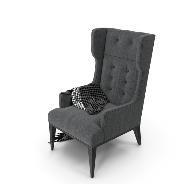 Idol Wing Chair PNG & PSD Images