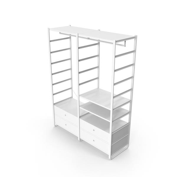 Dresser: Ikea Elvarli PNG & PSD Images