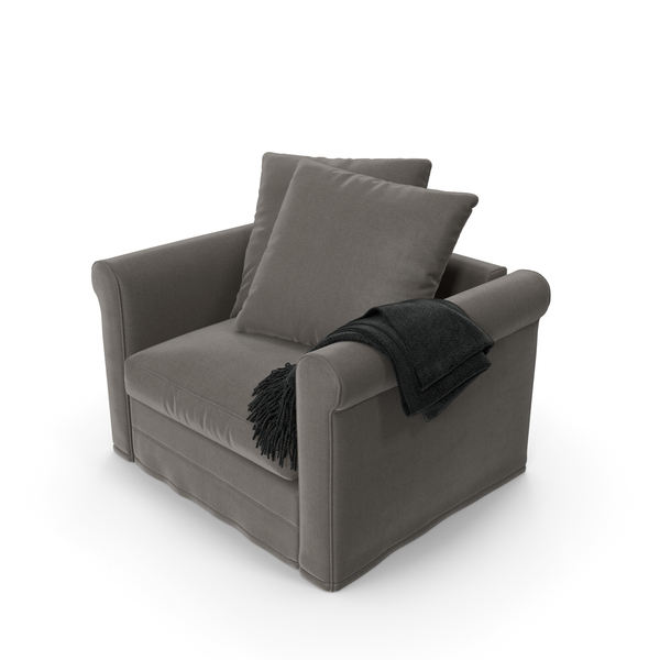 Ikea Harlanda Armchair PNG & PSD Images