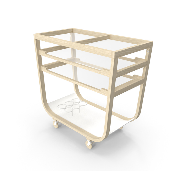 Ikea Kitchen Cart PNG & PSD Images