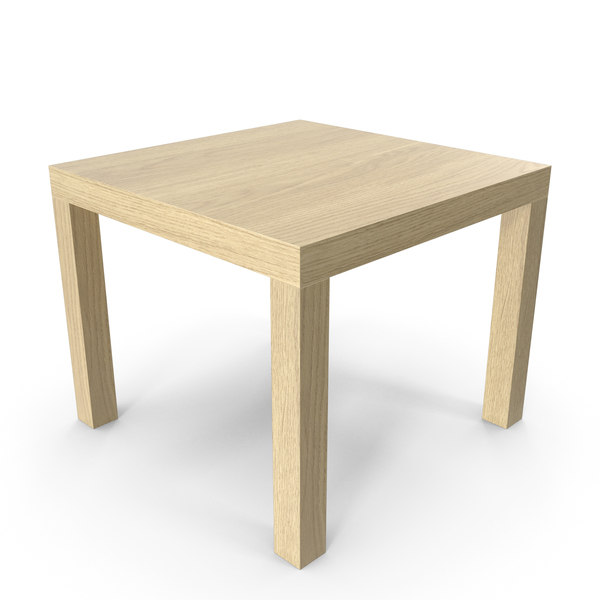 Ikea Lack Side Table PNG & PSD Images