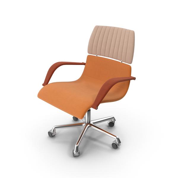 Il Loft Herman Direzionale Office Chair PNG & PSD Images