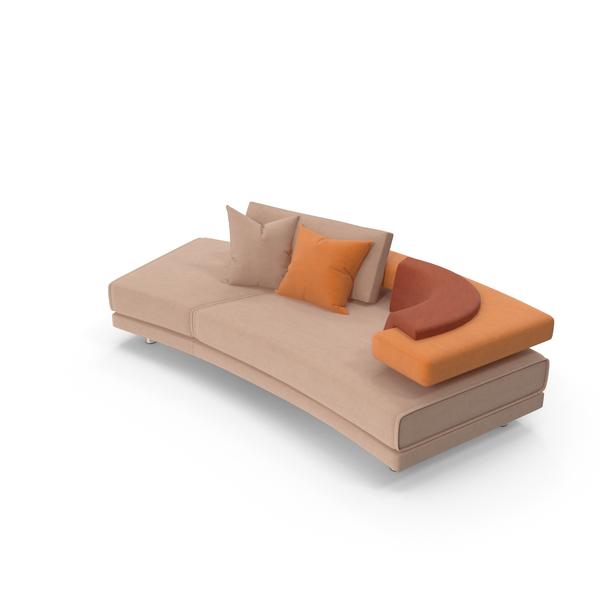 Il Loft Rodi Fun Sofa PNG & PSD Images