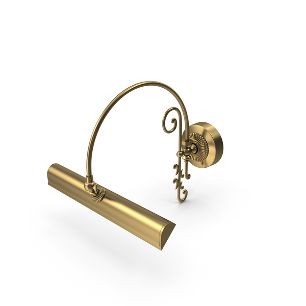 Il Paralume Marina 1492A Classic Wall Lamp PNG & PSD Images