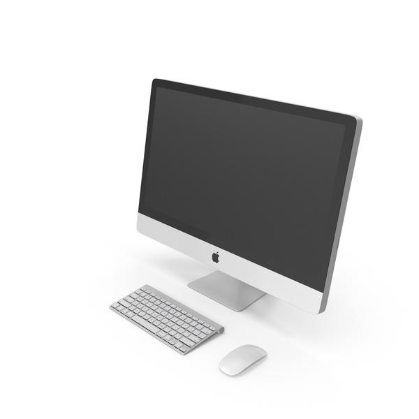 iMac Desktop Computer PNG & PSD Images