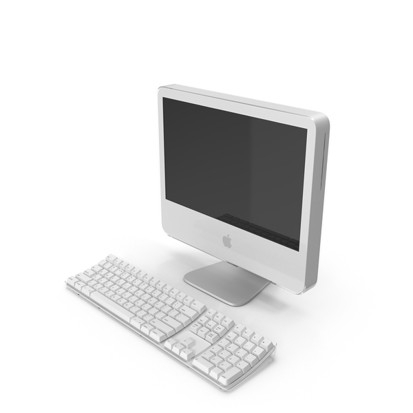 iMac G5 PNG & PSD Images