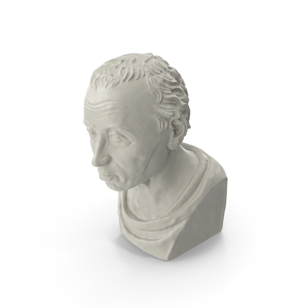 Immanuel Kant Bust PNG & PSD Images