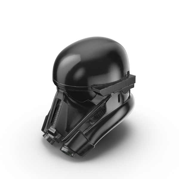 Imperial Death Trooper Helmet PNG & PSD Images