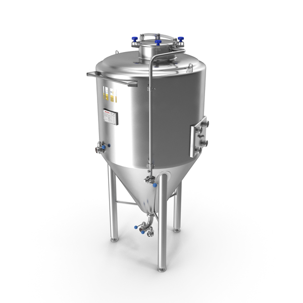 Brewing Kettle: Impiantinox Pocket Brau Microbrewery PNG & PSD Images