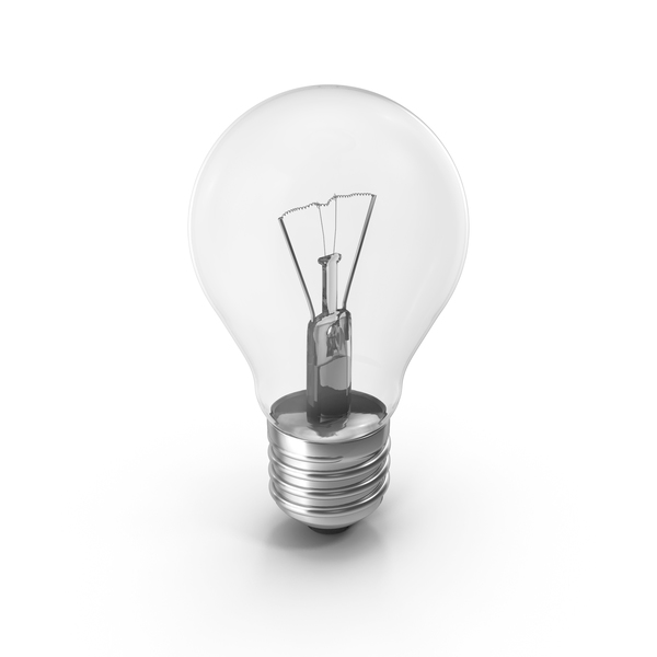 Incandescent Lamp PNG & PSD Images