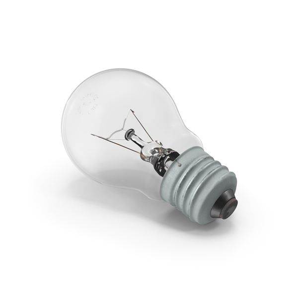 Incandescent Light Bulb PNG & PSD Images