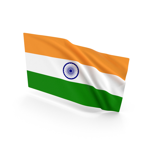 India Waving Flag PNG & PSD Images