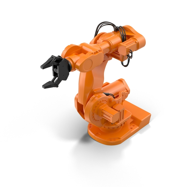 Robotic Arm: Industial Robot PNG & PSD Images