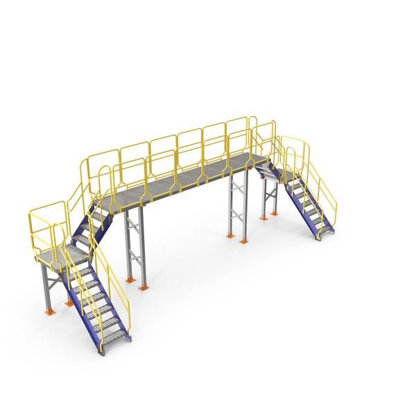 Industrial Bridge PNG & PSD Images