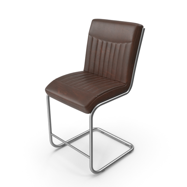 Industrial Dining Chair PNG & PSD Images