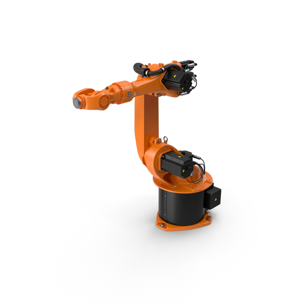 Industrial Robot Object