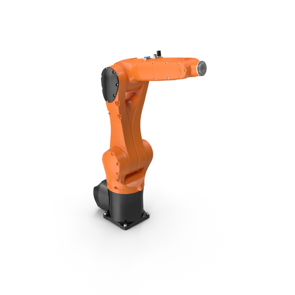 Industrial Robotic Arm PNG & PSD Images