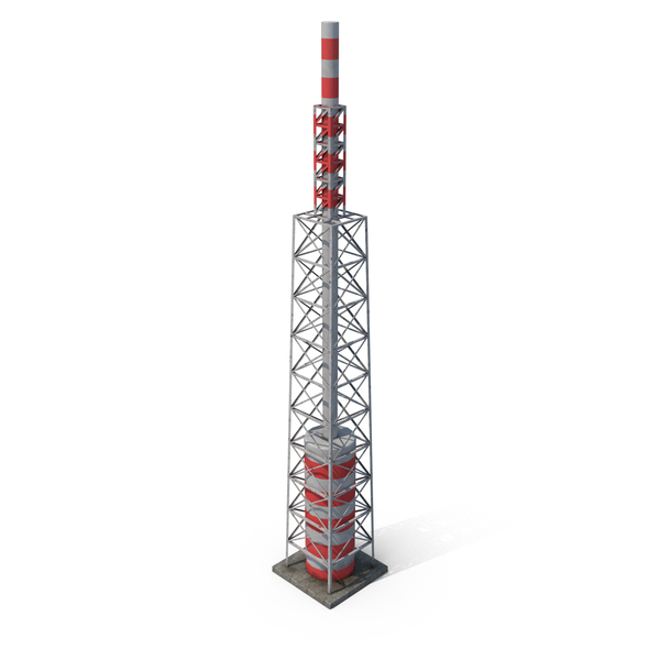 Crane: Industrial Site Tower PNG & PSD Images