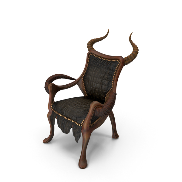 Infernal Furniture Animal Chair PNG & PSD Images