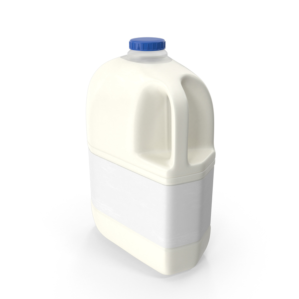 Jug: Infini Milk Bottle Extra Large PNG & PSD Images