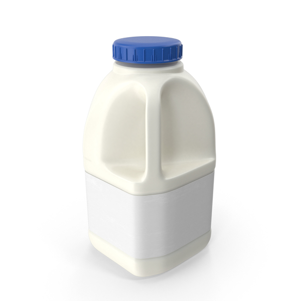 Jug: Infini Milk Bottle Small PNG & PSD Images
