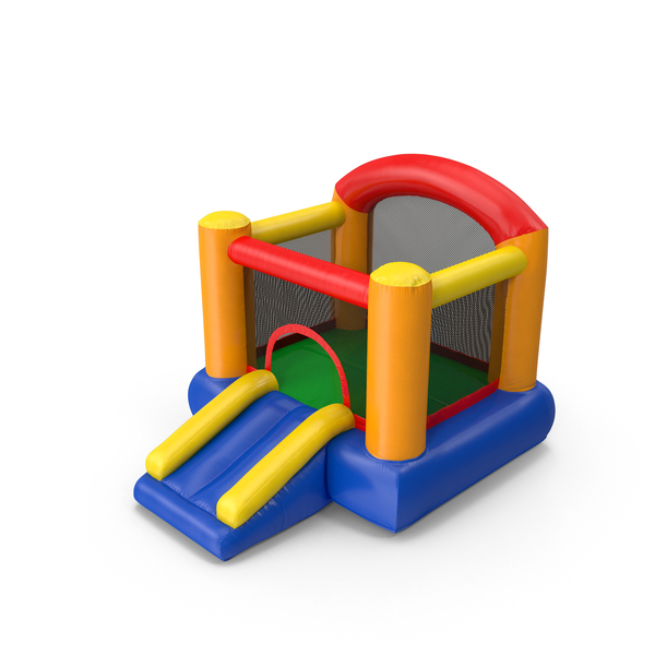 Toy: Inflatable Castle PNG & PSD Images