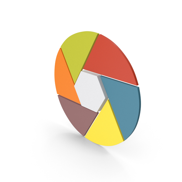 Pie Chart: Infographic Circle PNG & PSD Images