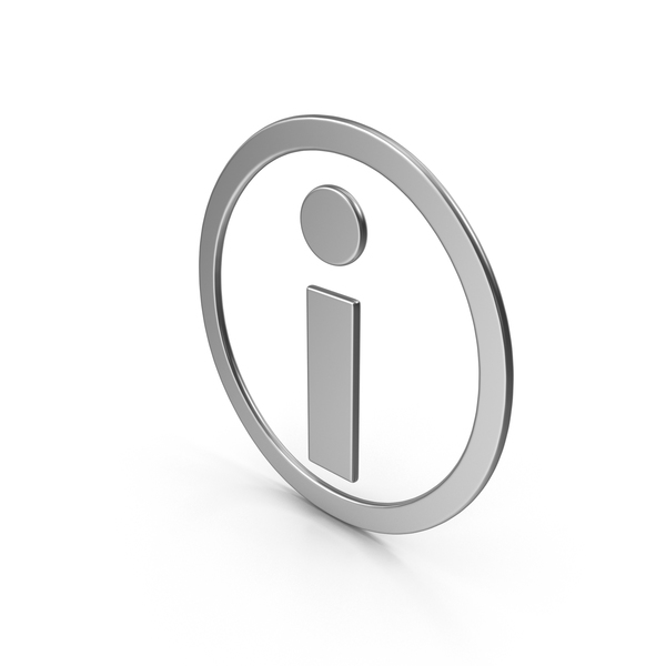 Computer Icon: Information Symbol PNG & PSD Images