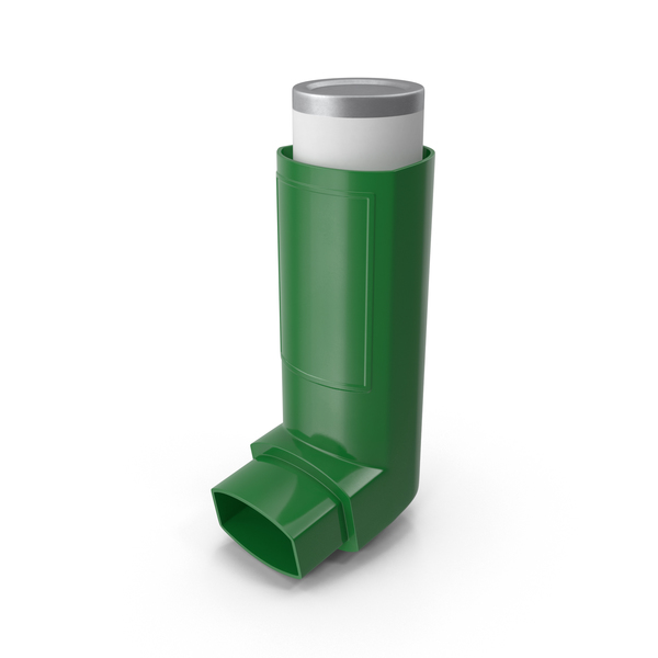 Asthma: Inhaler Object