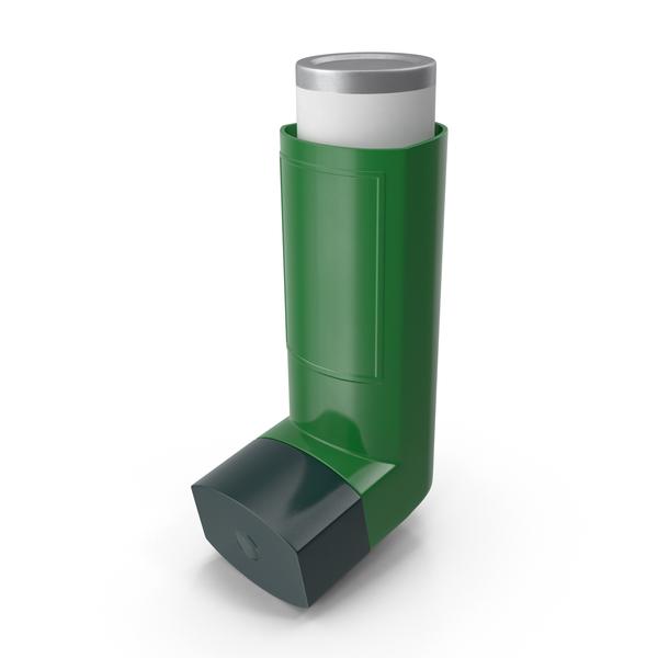 Asthma: Inhaler PNG & PSD Images