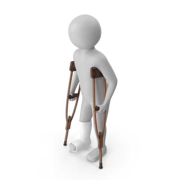 Injured Stickman PNG & PSD Images