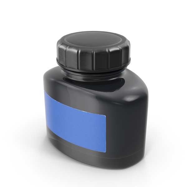 Ink Bottle PNG & PSD Images