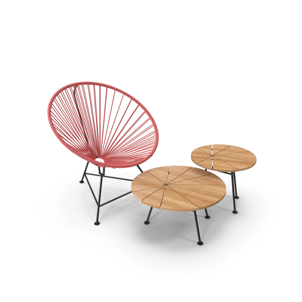 Lounge: Innit Chair Table PNG & PSD Images