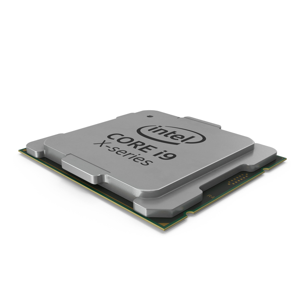 Intel i9 Processor PNG & PSD Images