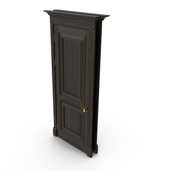 Interior Door Oak PNG & PSD Images