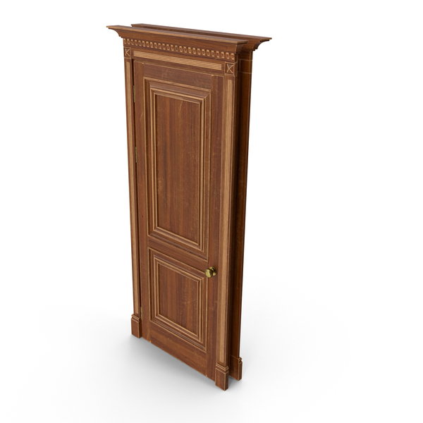 Interior Door Red Oak PNG & PSD Images
