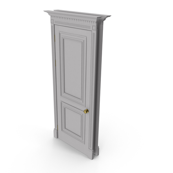 Interior Door White PNG & PSD Images