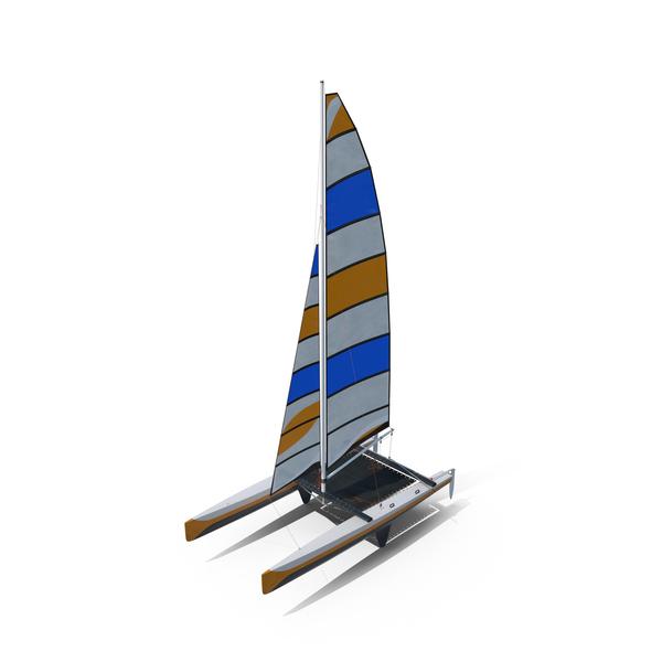 International A Class Catamaran Generic PNG & PSD Images